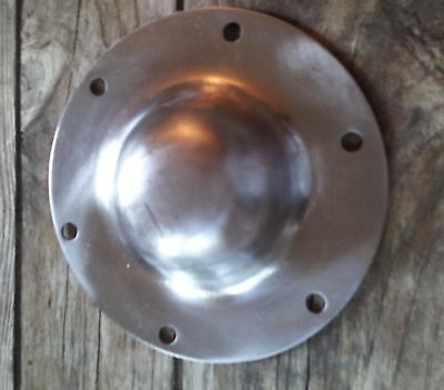 "14 Gauge Steel 6"" Combat Grade Functional Medieval Shield Boss SCA HEMA AB0128"