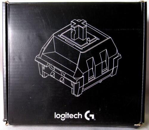 LOGITECH G Pro X Mechanical Gaming Keyboard Switch Kit Black Linear 943-000327
