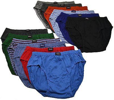 Hanes Mens Sport Brief Comfortsoft Waistband  Underwear Pack Of 12