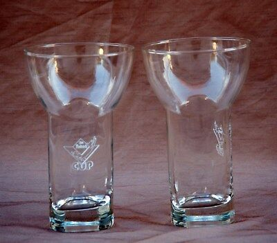 2 Stück Gläser Asbach Uralt - Asbach Cup Glas