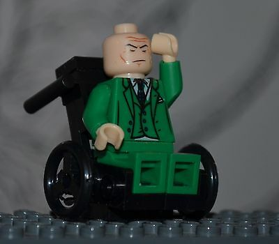 XG Marvel Super heroes Professor-X w/t Wheel Chair figure US Seller X-men