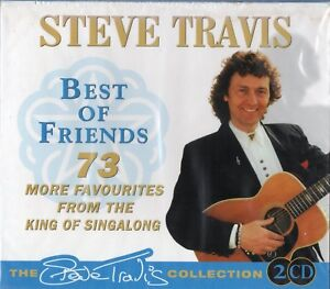 Steve Travis Best Of Friends More Favorites from the King of the Singalong 2 CD