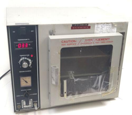 Thermo Scientific Lab-Line 3608-5 Vacuum Chamber Laboratory Oven 0.7 cu ft 220