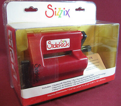 Used, Sizzix Sidekick Die-Cutting and Embossing Machine NEW!  #655035 for sale  Shipping to Nigeria