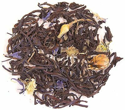 Huckleberry Loose Leaf Flavored Black Tea   1 4 Lb