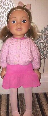 """18""""fashion doll  design a friend."""