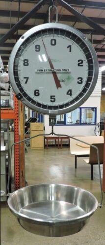 Mettler Toledo 2112 Commercial Estimating Hanging Scale