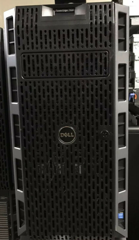 Dell PowerEdge T430 1xXEON E5-2630 v3 8C 2.4GHz 64GB RAM 4x2Tb H730 Server Tower