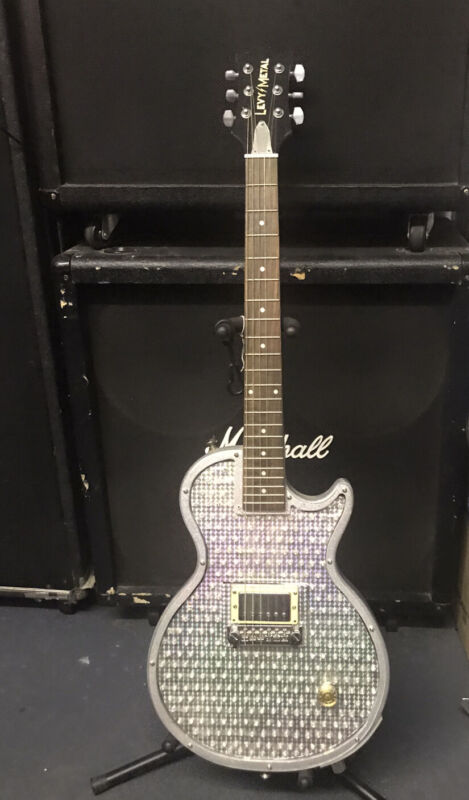 Ace frehley Inspired Flasher light Guitar NYG
