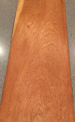 Spanish Cedar Wood Veneer 3 Sheets 36 X 14 10 Sq Ft