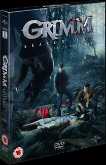 Grimm Season 1-2 Dvd Aberglasslyn Maitland Area Preview