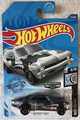 2020 HOT WHEELS '68 CHEVY NOVA ZAMAC