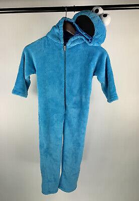 Cookie Monster Halloween Costume Sesame Street Child Costume