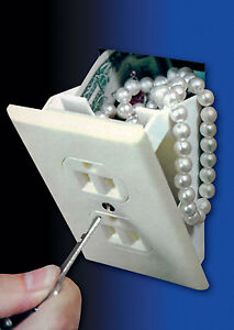Hidden-Wall-Outlet-Shaped-Safe-SECRET-Wall-Safe-Hides-Foiles-Thieves-S2229