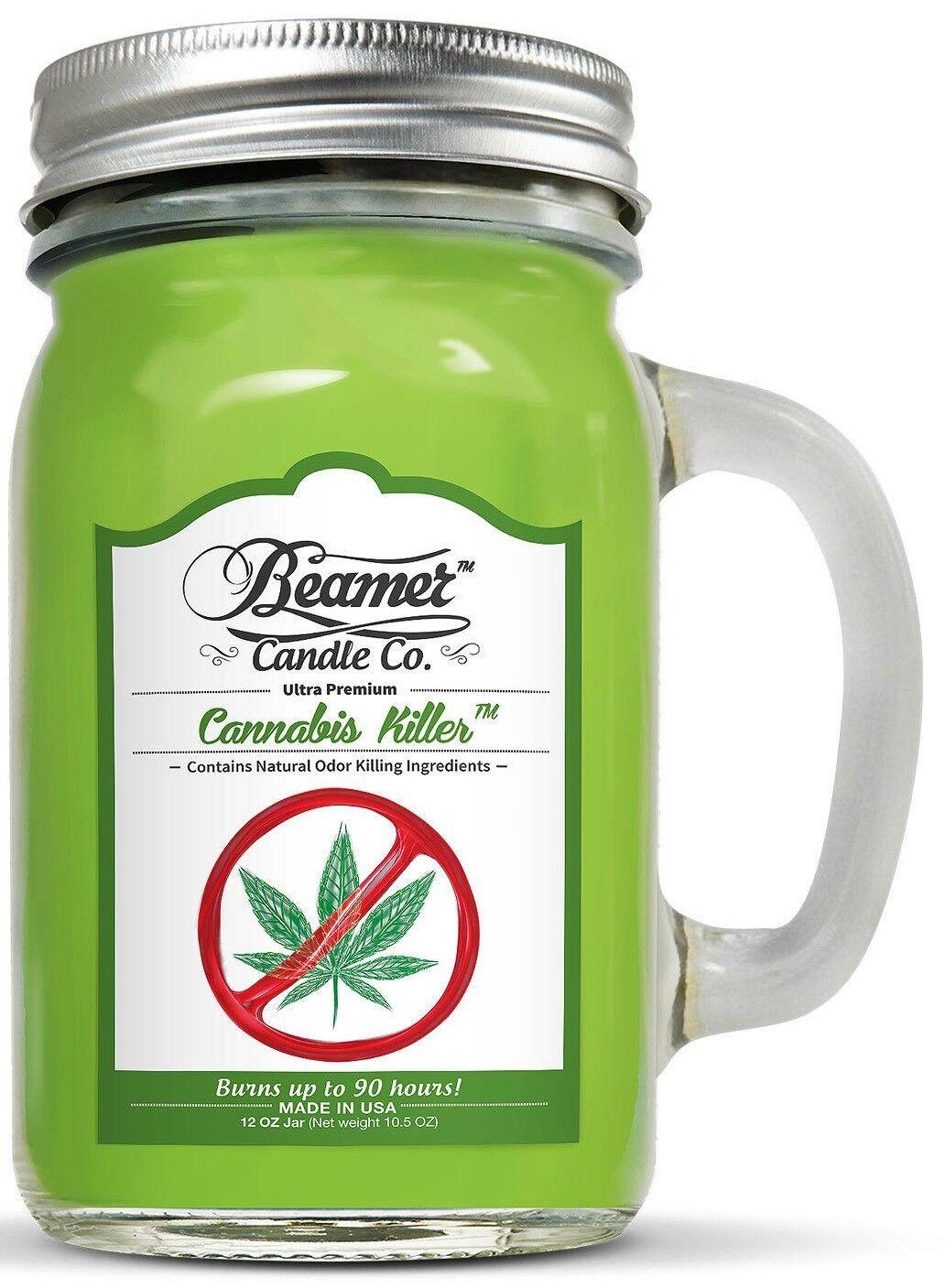 Cannabis Killer, la candela per eliminare la puzza della marijuana