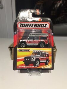Matchbox - Best Of - Land Rover Defender 110 - $5