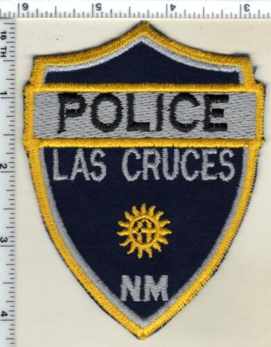 Las Cruces Police (New Mexico) 2nd Issue Shoulder Patch