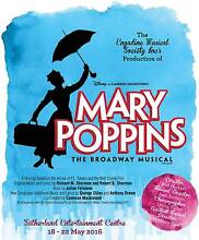 Mary Poppins The Broadway Musical (Engadine Musical Society Jannali Sutherland Area Preview