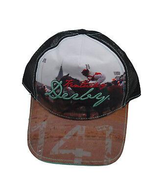 2015 Kentucky Derby 141 Sublimated Cap Snapback Hat American - Pharoah Hat