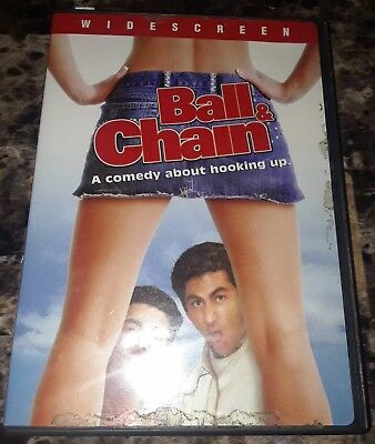 Ball  Chain (DVD, 2006) kal Penn and lisa ray very rare ](Ball And Chain Movie)