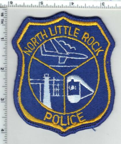 North Little Rock Police (Arkansas) 1st Issue Shoulder Patch