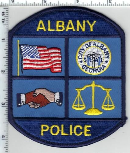 Albany Police (Georgia) Shoulder Patch - new from 1980