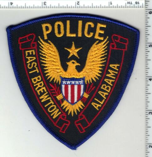 East Brewton Police (Alabama) 2nd Issue Shoulder Patch