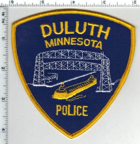Duluth Police (Minnesota) Shoulder Patch new from the 1980