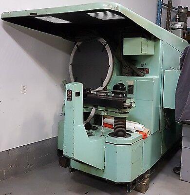 Jones Lamson Epic 30 Optical Comparator Trade Lathe Milling Machine Radial