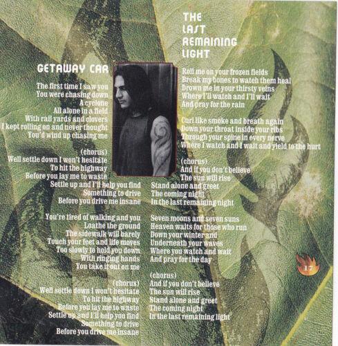 Audioslave STICKER Album Art Decal Music New Chris Cornell Getaway Car Light