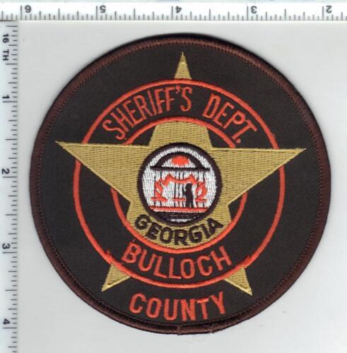 Bulloch County Sheriff