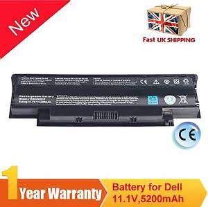 Battery for Dell Vostro 1440 1450 1540 1550 3450 2420 2520 3550 3555 3750 5.2AH