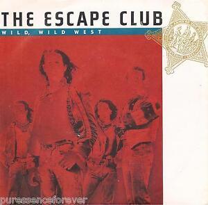 The escape club wild wild west uk 2 tk 1988 7 single for 1988 club music