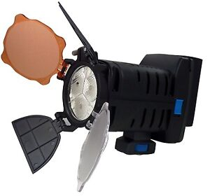 LED-5001 PRO Digital Video Light for SLR & DSLR Camera Camcorder *Complete Set*