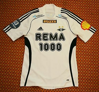 2006 Rosenborg, Home football Shirt by Adidas, Mens small image
