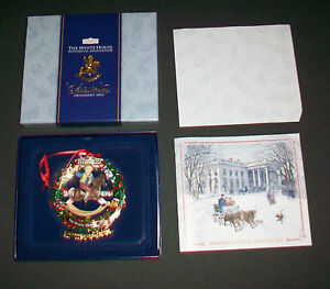 Christmas 2003 The White House Historical Association