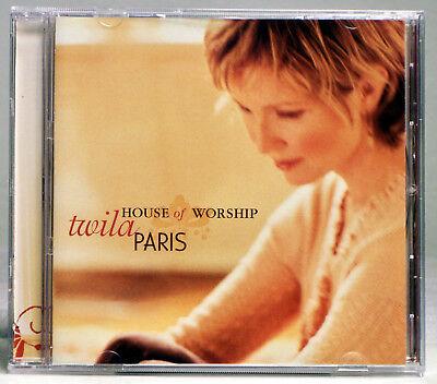 (House of Worship by Twila Paris (CD, Mar-2003, Sparrow Records))