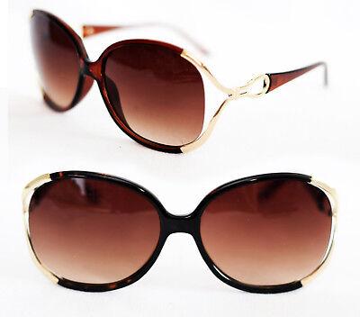 Boho Sonnenbrille edel verziert Damen schwarz braun lila rot 73