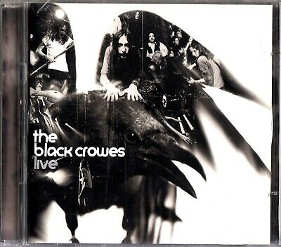 The Black Crowes -Live 2001 Tour 2-CD (Best Of On Stage/Performances)