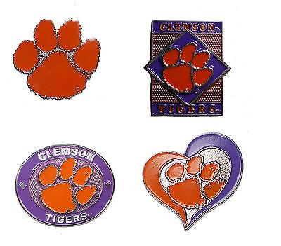 Clemson Tigers Lapel Pins About 1
