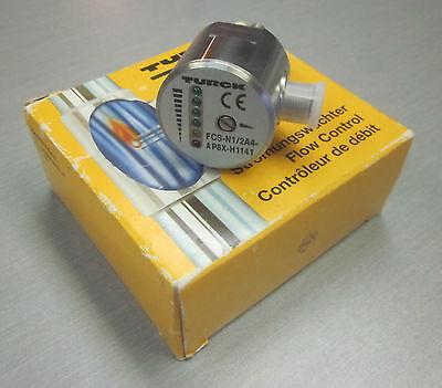 Turck 6871004 Probe Style Flow Sensor Fcs-n12a4-ap8x-h1141