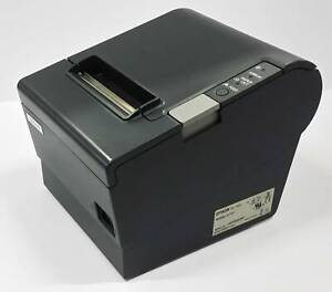 USED Epson TM-T88IV M129H POS Receipt Ethernet Interface Only Printer Box Hill South Whitehorse Area Preview