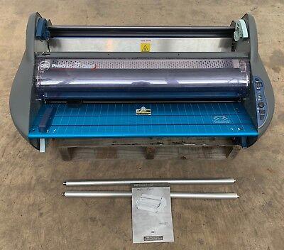 Gbc Pinnacle27 Ezload Thermal Roll Laminator 101142