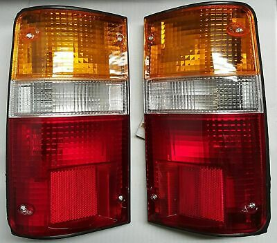 Fits 89 95 TOYOTA HILUX PICKUP SR5 MK3 LN RN YN 2WD 4WD TAIL LAMP LIGHT REAR USA