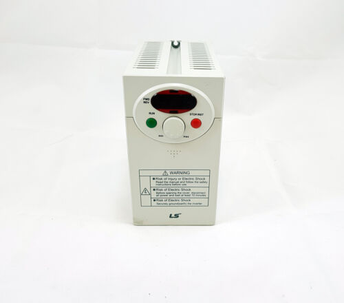 LS INDUSTRIAL SYSTEMS SV008iC5-1F Variable Frequency Drive / Inverter