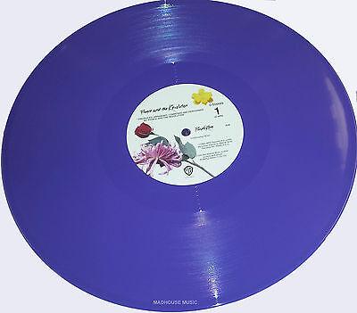 "PRINCE 12"" Purple Rain / God PURPLE VINYL UK 2017 New and SEALED + Promo Sheet"