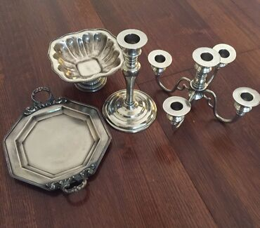 Lead Free Pewter pieces (Never used) Glengowrie Marion Area Preview