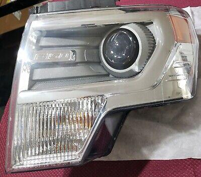 Headlamp Ford F 150 2009-14 Left side OEM