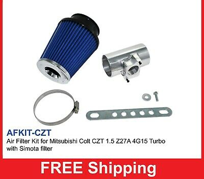 Pipercross performance panel air filter for Mitsubishi Colt Mk 6 10//04