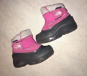 The North Face toddler boots